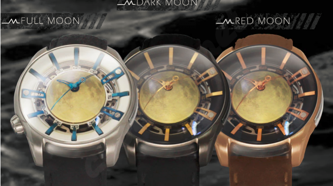 4 Really Cool Watches on Kickstarter To Buy
