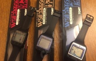 Tomy Watchman Band Replacement LC-Game Watch